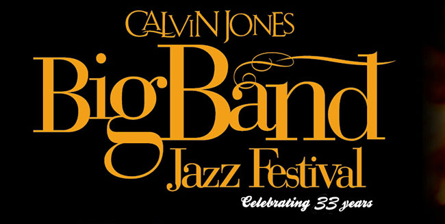 Calvin Jones BIG BAND Jazz Festival