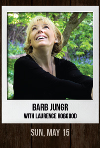 BARB JUNGR May 15