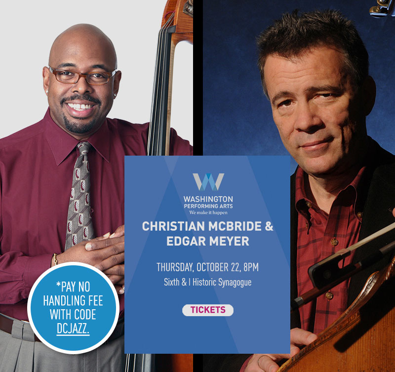 Christian McBride & Edgar Meyer