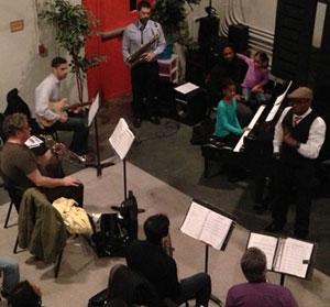 Jazz Jam at Levine