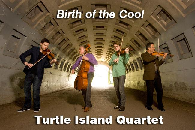 Turtle Island Quartet