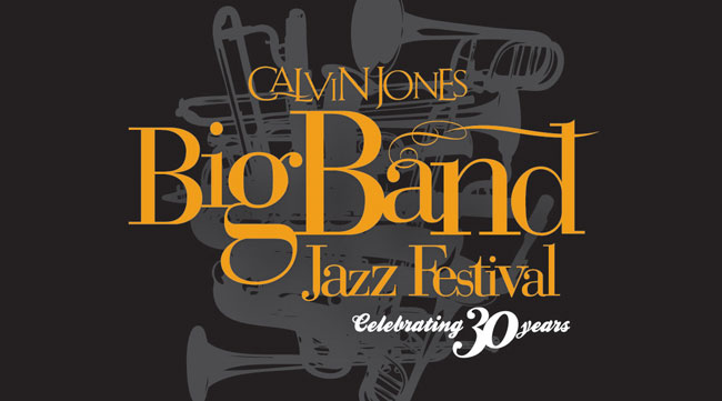 Calvin Jones BIG BAND Jazz Festival