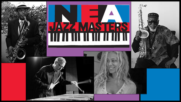 The National Endowment for the Arts Jazz Masters